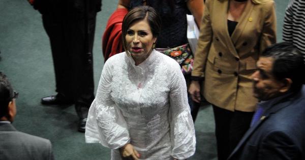 Rosario Robles no quiere reparar el daño de la Estafa Maestra: FGR. Pues no recibirá ningún beneficio
