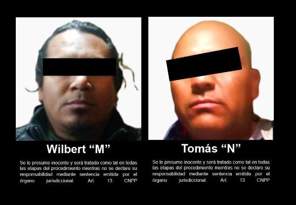 La Fiscalía General de la República anuncia la captura de dos presuntos atacantes de los LeBarón