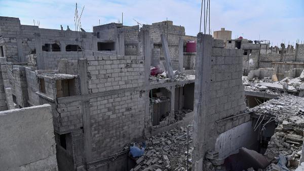 """Videos: La defensa aérea siria repele una """"agresión israelí"""" sobre Damasco e intercepta la mayoría de los misiles"""