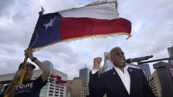 Republicanos de Texas apoyan plebiscito de independencia de EEUU