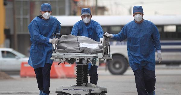 México suma 3,068 nuevos casos de COVID y 531 muertes en 24 horas; un millón 501,580 ya se recuperaron