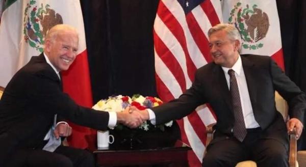 AMLO y Biden tendrán su primera reunión – de manera virtual- el próximo lunes, informa el Titular de Relaciones Exteriores, Marcelo Ebrard