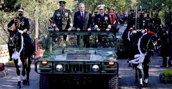 Video: Fuerzas armadas reiteran su lealtad y respaldo al gobierno de AMLO y a sus acciones por el bien de la sociedad, su lucha contra corrupción y COVID-19