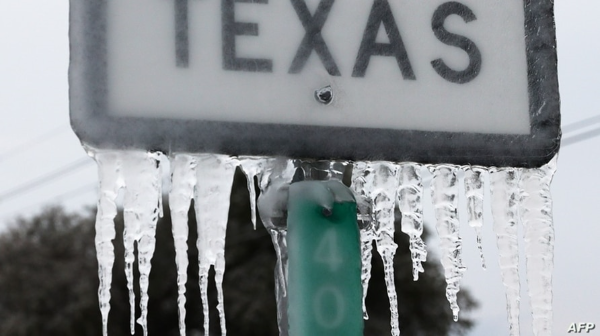 Video: En un Estados Unidos gélido, millones luchan por sobrevivir sin calefacción o agua
