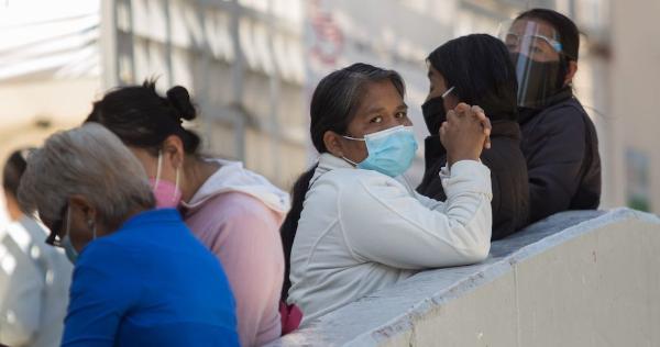 Nueva variante del SARS-CoV-2 causó 87% de los casos COVID-19 de febrero en México: InDRE