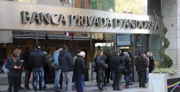 Figuras políticas, en las millonarias cuentas en Andorra. Son ex mandos del gobierno peñista, según indagatorias de la UIF