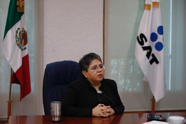 La Titular del SAT, Raquel Buenrostro, entre personalidades fiscales más importantes del mundo, por lograr niveles de recaudación récord y por no arredrarse ante multinacionales