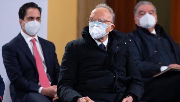 Pruebas y testigos se llevarán al Congreso y el juicio a Cabeza de Vaca será público: Gertz Manero