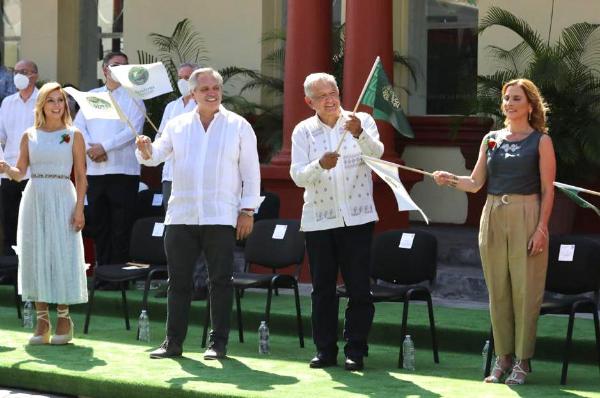 Pactan México y Argentina crear eje estratégico en AL. Fortalecer la alianza contra la crisis por el Covid, entre objetivos