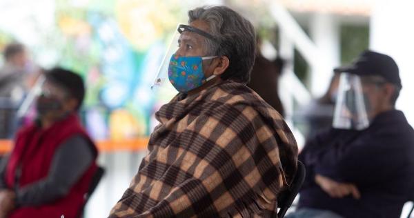 Videos: El Gobierno de México inició hoy el registro de adultos mayores para que sean vacunados contra COVID-19