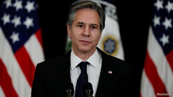 Visita virtual del Secretario de Estado de EU, Antony Blinken, a México este viernes. Hablará con Ebrard y Tatiana Clouthier