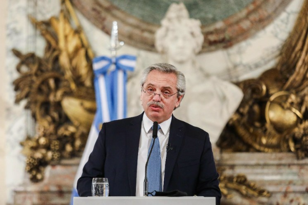Presidente de Argentina realizará visita oficial en México a partir de este lunes