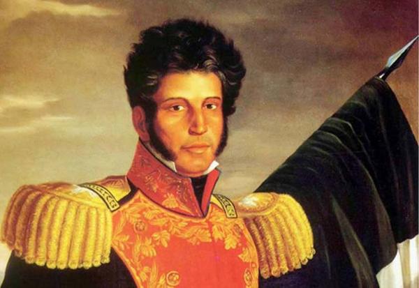 El primer expresidente mexicano fusilado, un general insurgente