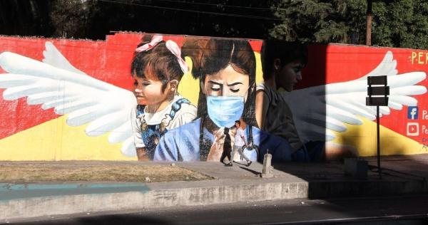 """Día 260 de """"la nueva normalidad"""": México llega a 174 mil 207 muertes por COVID; se han aplicado 726 mil vacunas"""