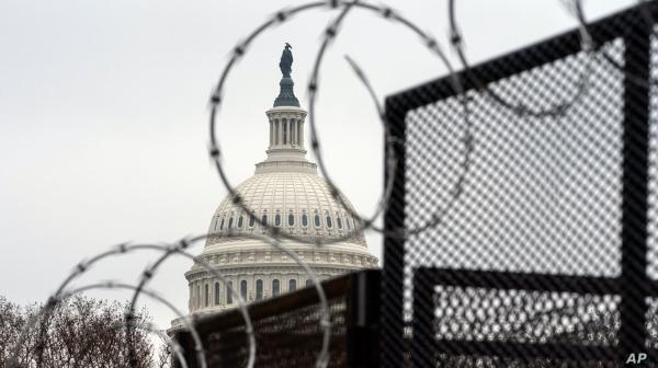 Comisión independiente del Congreso investigará el ataque terrorista al Capitolio
