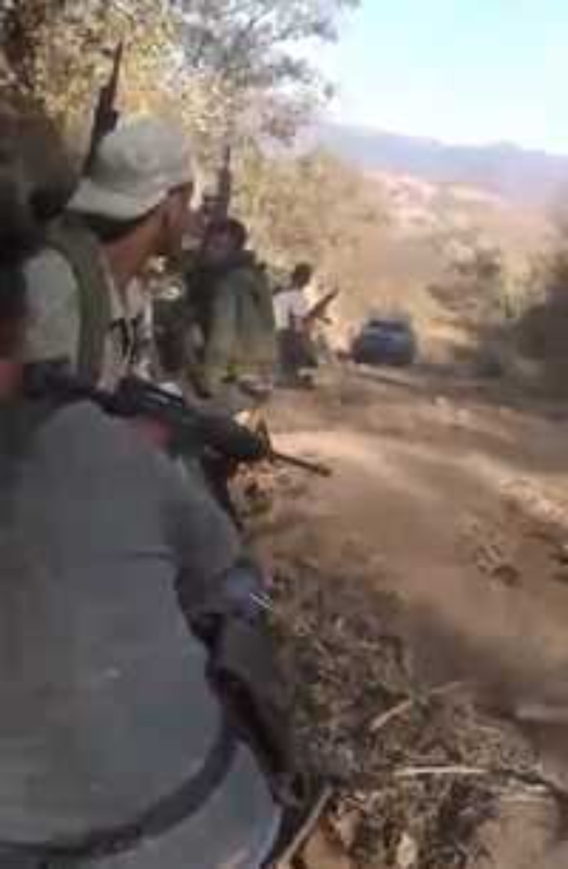 Ejidatarios de Guerrero se enfrentaron 7 horas a miembros de La Familia Michoacana y mataron a al menos a 15. Piden apoyo a AMLO