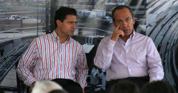 """Peña Nieto y Calderón condonaron impuestos por 413 mil 258 millones de pesos. La prioridad es """"parar corrupción, y piso parejo"""": SAT"""