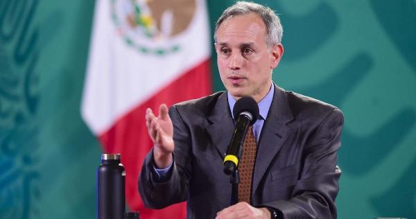 López-Gatell anuncia que tiene COVID-19. Trabajará desde casa pendiente de la vacunación, dice