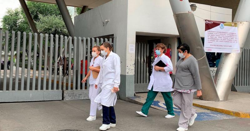 México suma 172 mil 557 muertes por la COVID-19; Salud ha confirmado un millón 978 mil 954 contagios