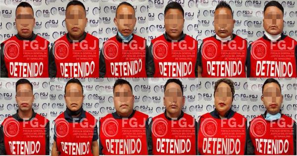 Un Juez de control vincula a proceso a 12 policías por masacre de 19 migrantes en Camargo, Tamaulipas