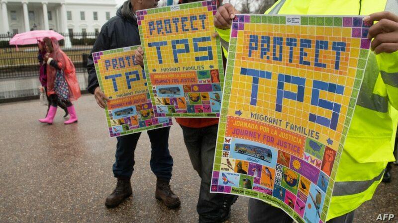 Administración Biden concede el TPS a 320 mil venezolanos