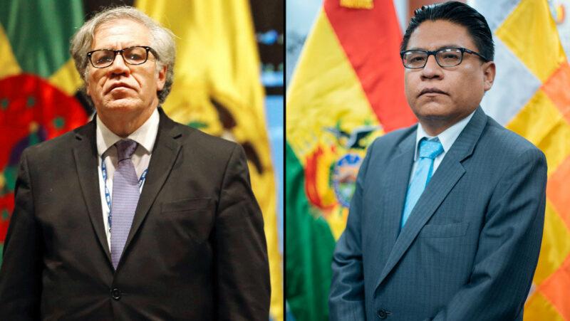 """La OEA pide la liberación de Añez y otros opositores. """"Injerencista e inconstitucional"""", responde gobierno boliviano"""
