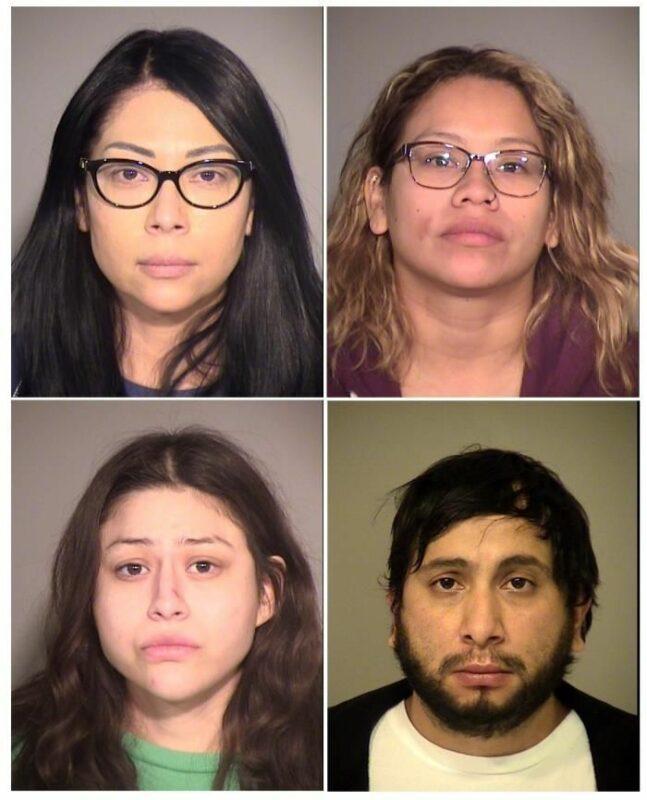 Familia mexicana operaba una red de tráfico sexual en Ventura, Riverside y San Bernardino