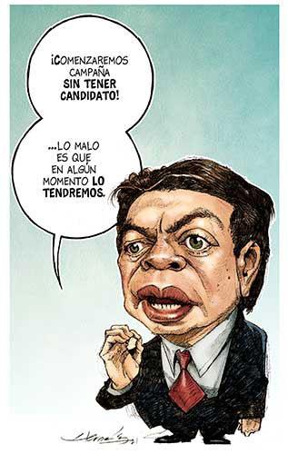 NO SE PUEDE TENER TODO-Hernández