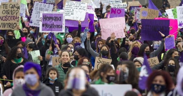De norte a sur por todo México se planean hoy manifestaciones de mujeres. Aquí, las convocatorias
