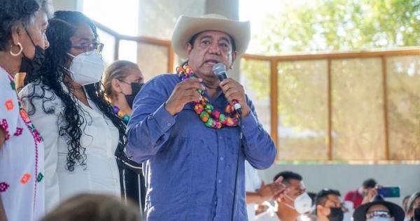 """Mujeres de Morena, PAN y MC critican la candidatura de Félix Salgado; da un """"pésimo mensaje al país"""".  """"No queremos un partido de agresores intocables"""", dicen"""