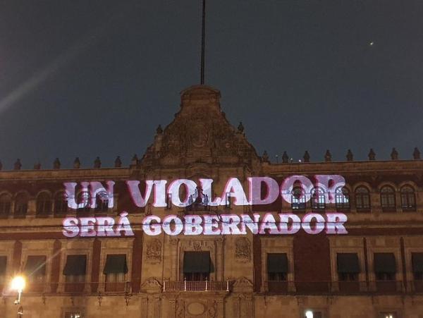 """Mujer que acusó a Félix Salgado por violación no continuará el proceso penal en su contra """"por impunidad de las autoridades"""", a las que acusa de violar sus derechos"""