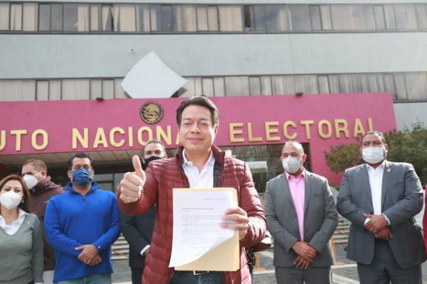 Morena, PT y PVEM, por refrendar mayoría en la Cámara de Diputados. Aumentan de 151 a 183 los distritos electorales en los que van coaligados