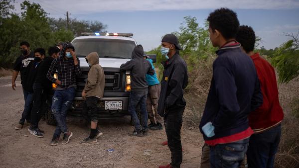 Video: Niño mexicano muere en el Río Grande al tratar de escapar a EU. En dos años, 548 migrantes fallecidos en la frontera