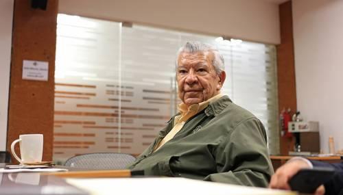 Falleció Jorge Bustamante, fundador del Colegio de la Frontera Norte