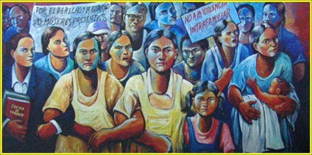 Mujer, origen de la palabra, su desarrollo histórico hasta llegar al movimiento feminista