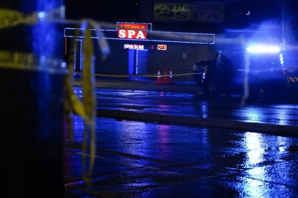 Tiroteos en salas de masajes de Atlanta dejan ocho muertos