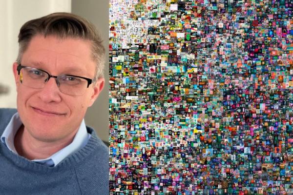 Video: Obra digital del artista Beeple se vendió en 69 millones de dólares