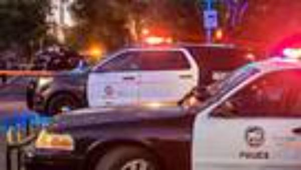 Policía recibe un disparo en la cara y el agresor es abatido, en el sur de Los Ángeles