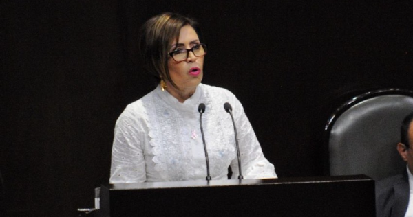 Rosario Robles se declara inocente del desvío de más de 5 mil millones de pesos; la Fiscalía General de la República pide 21 años de prisión