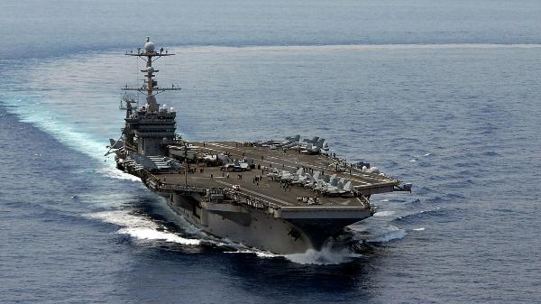 Militares de EU piden al Congreso 27 mil millones de dólares al Congreso para contener a China en el Pacífico