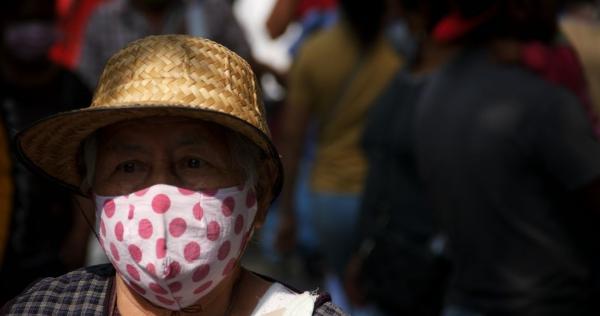 México llega a 200,211 muertes por COVID, a un año de su arribo y con amenaza de una tercera ola