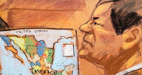 """""""El Chapo"""" habla por primera vez desde que llegó a EU: dice que lo tienen en condiciones inhumanas"""