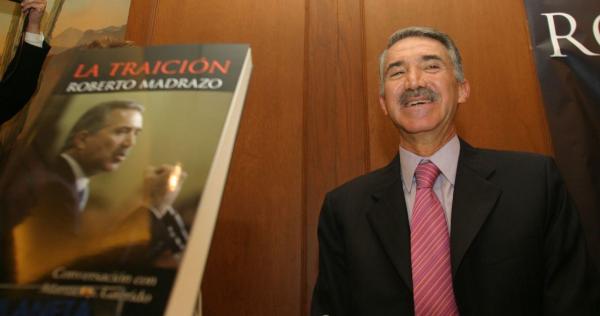 """Videos: AMLO dice que """"ya sabía"""" que los Madrazo, Aureoles y Olamendi estaban detrás del medio Latinus"""