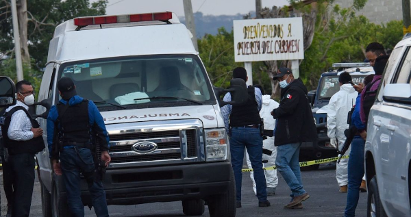 El Edomex tiene 25 detenidos de La Familia Michoacana que son ligados a la matanza de los 13 agentes en Coatepec Harinas