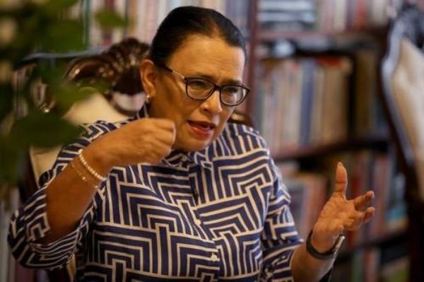 Se alista una Guardia Financiera, revela la secretaria de Seguridad y Protección Ciudadana, Rosa Icela Rodríguez