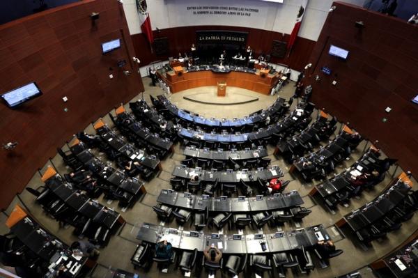 Senado aprueba en lo general reforma a la Ley de Industria Eléctrica. Así, se recupera la rectoría del Estado sobre sus recursos eléctricos, dice Morena