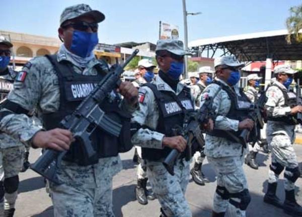 Despliegan México y Guatemala a miles de soldados en el sur