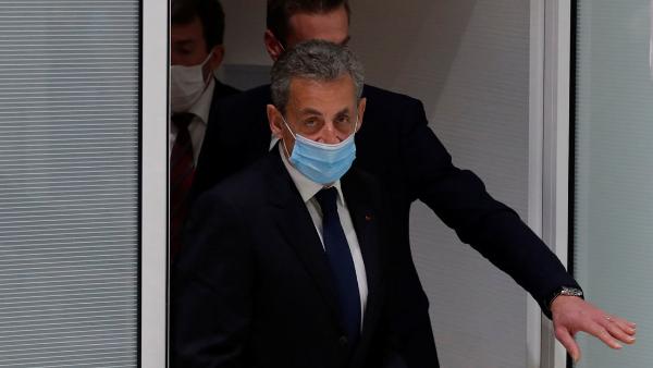 Tres años de cárcel al ex presidente de Francia, Nicolas Sarkozy, por corrupción