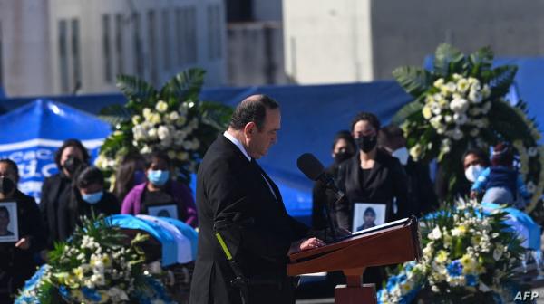 Guatemala recibe cuerpos de migrantes asesinados en Tamaulipas