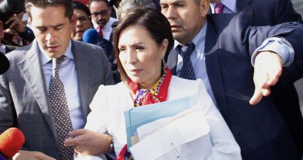 La Fiscalía no quiso trato con Rosario Robles porque se niega devolver dinero de la Estafa Maestra. Ahora, se va a juicio, sin declararse culpable